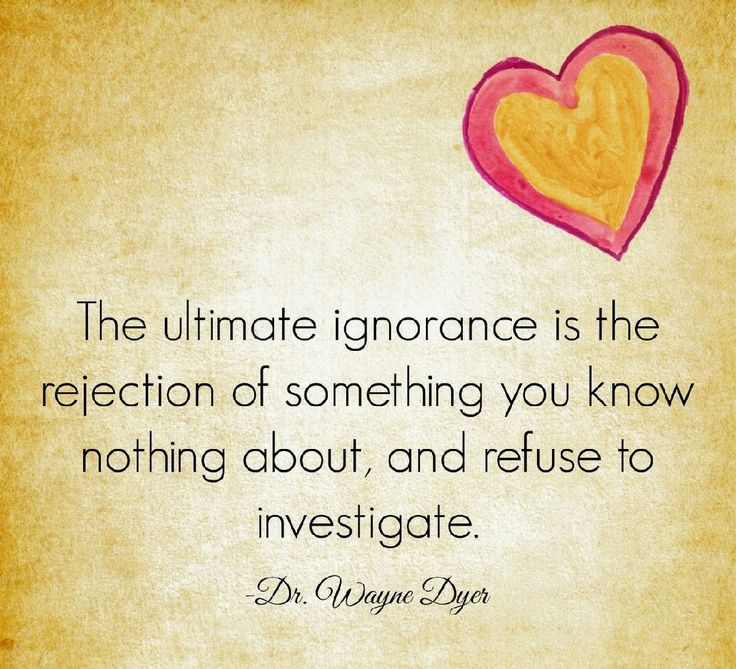 Pin by Rachael Hendry on ignorance Ignore, Know nothing