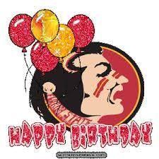 Happy Birthday All Things Fsu Pinterest Happy
