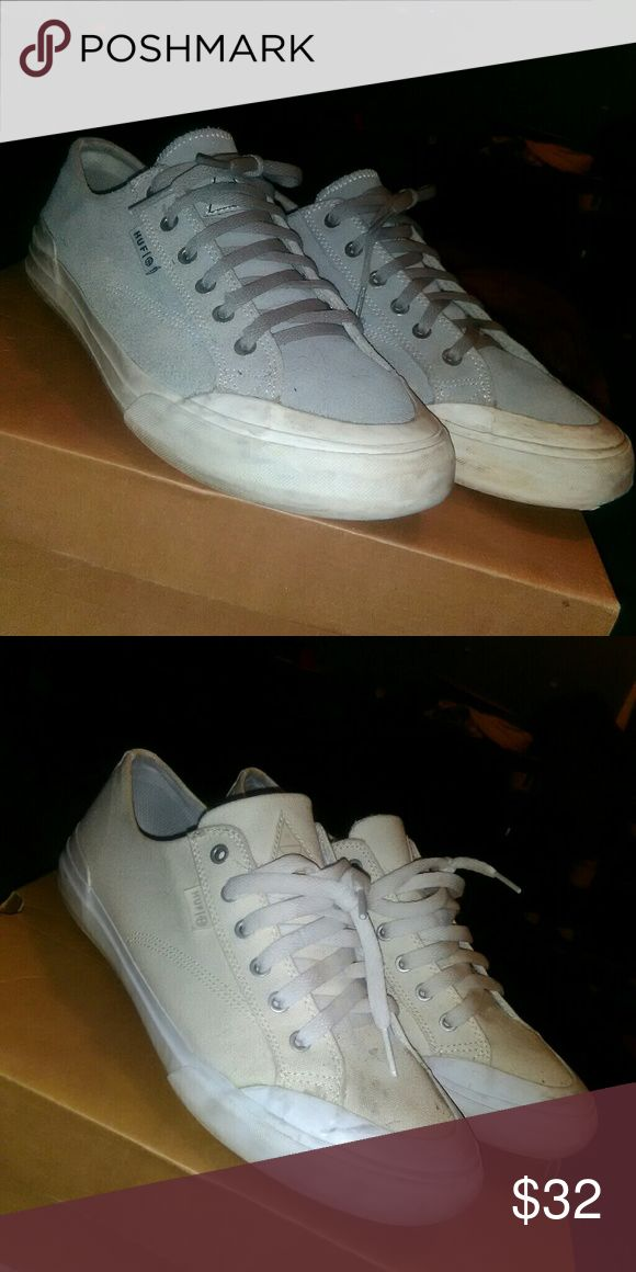 Huf Bundle Worn lightly, never skated.  Will clean a bit before shipping! HUF Shoes Athletic Shoes