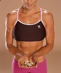 What supps to take before and after workout to gain muscle. Women need muscle too!