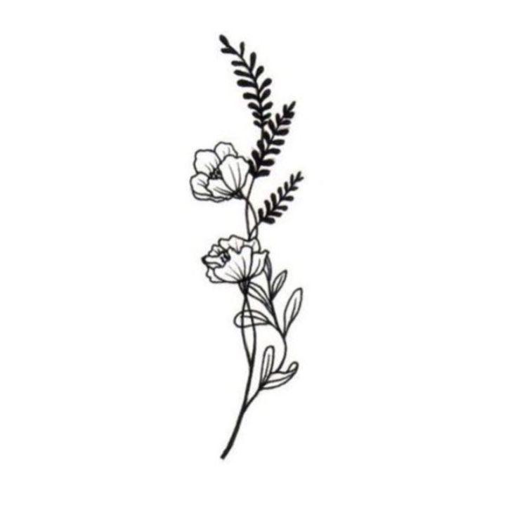 Floral Tattoo Design Floral Tattoo Design Floral Tattoo Flower Tattoo Designs