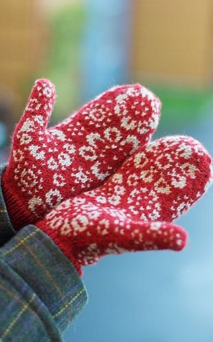 131 best crochet gloves and mittens images on Pinterest ...