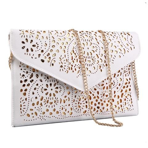 Statement Clutch - Giraffe by VIDA VIDA K0qirGWf
