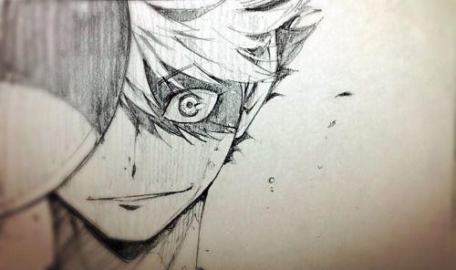 Dessins du manga Haikyû ! réaliser par @niuya