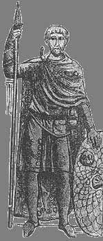 Ezio l'ultimo dei romani.