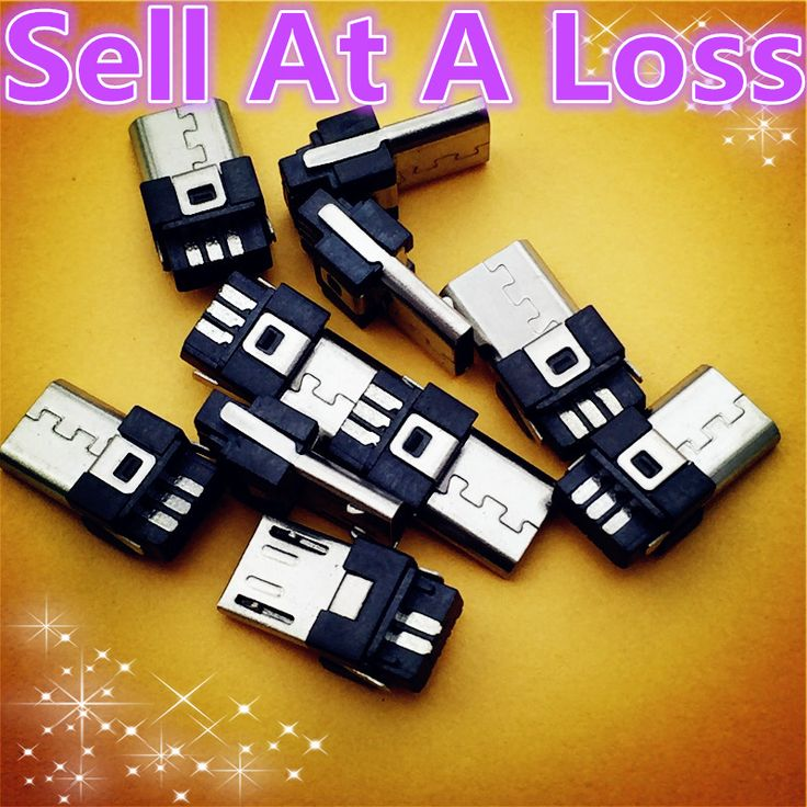 10pcs G37 Micro USB 5pin Male Plug Connector Welding Type for Tail Charging Mobile Phone High Quality Sell At A Loss USA Belarus