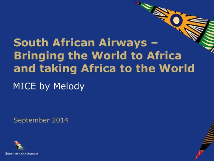 SAA sales presentation for MICEboard by MICEboard via slideshare