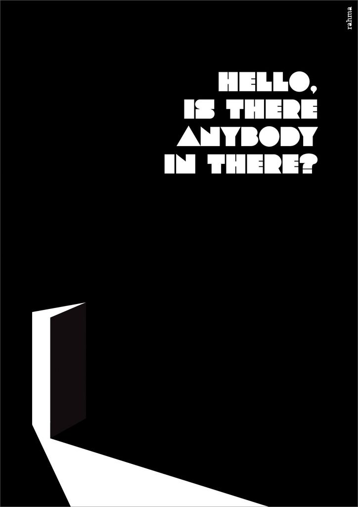 Is there anybody in there by Rahma Projekt