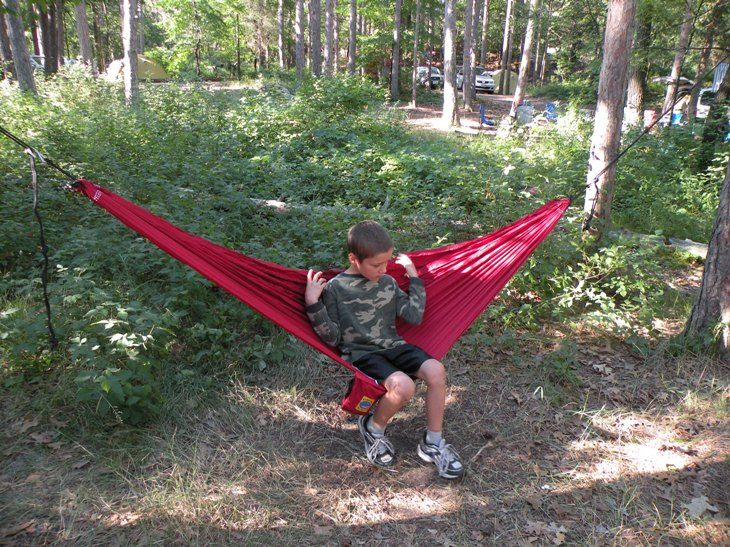 Great Hammocks for kids available from #AussieOutdoorGear.com.au