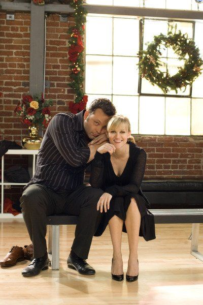 Vince Vaughn and Reese Witherspoon in Four Christmases