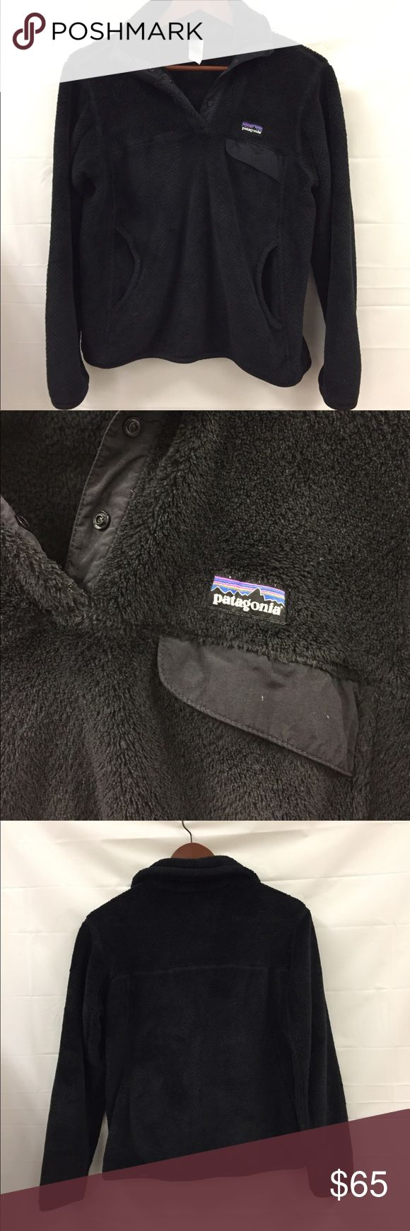 Patagonia Snap-T fleece pullover S Excellent condition, only worn a few times. No flaws. Women's small. Patagonia Sweaters