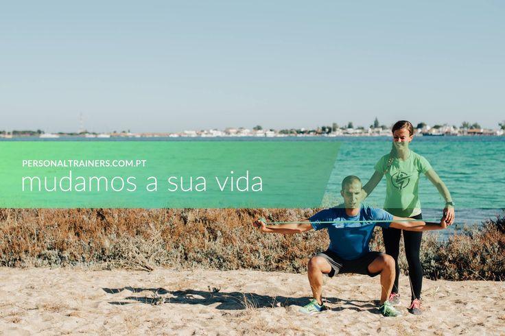 Quer resultados? Nós mudamos a sua vida!  www.personaltrainers.com.pt