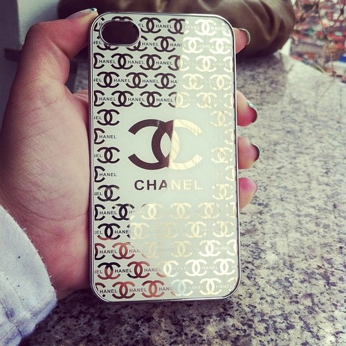 Chanel iPhone Case ♥