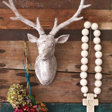 Deer Head Ornament - Home Accessories - New Season