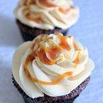 Cupcakes+al+Caramello+Mou+con+Frosting+delizioso+al+Caramello