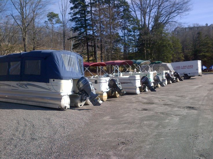 Pontoon Storage 2013
