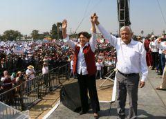 Los políticos pillos tendrán que devolver lo que han robado: Delfina Gómez