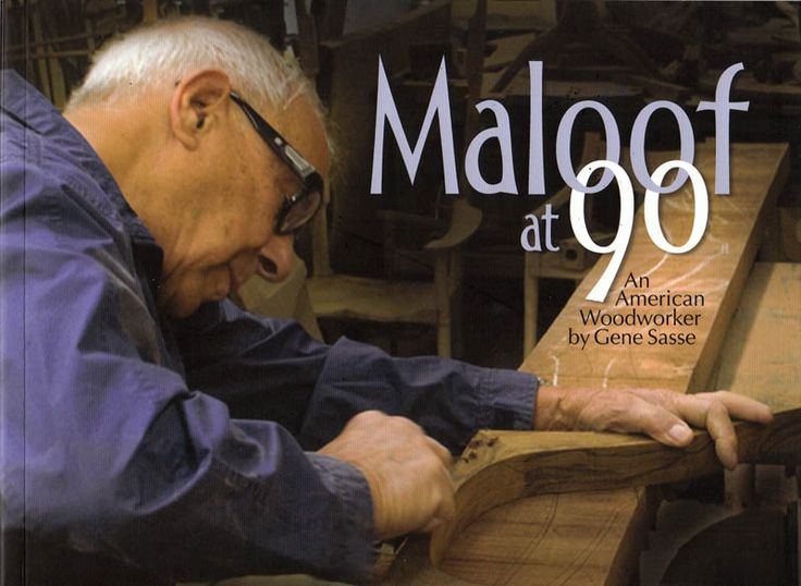 Maloof at 90: an American Woodworker
