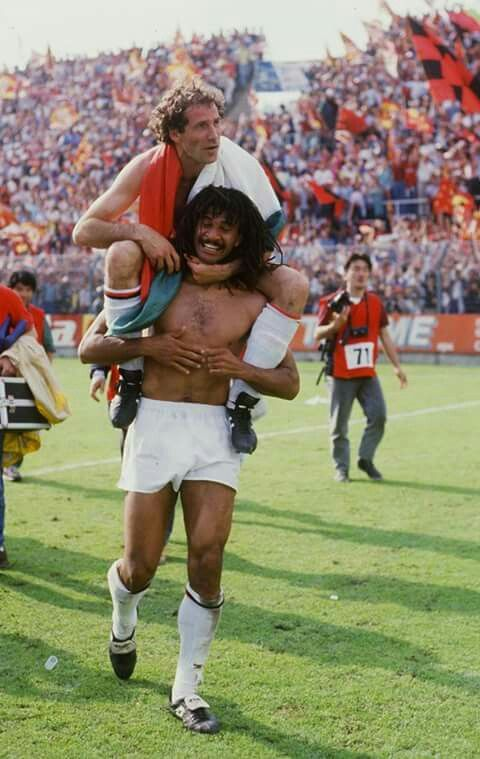 Gullit and Baresi - ACM