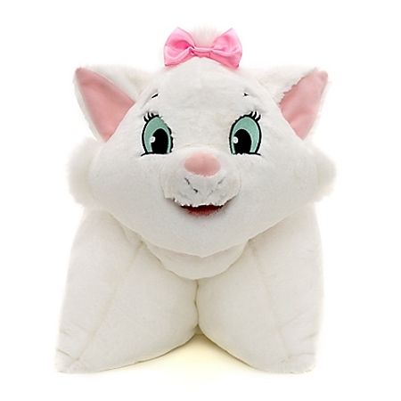Disney Pillow Pet - Marie Aristocats Plush Pillow - 20""