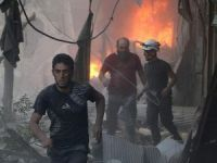 Halep'te patlama: 10 ölü 30 yaralı