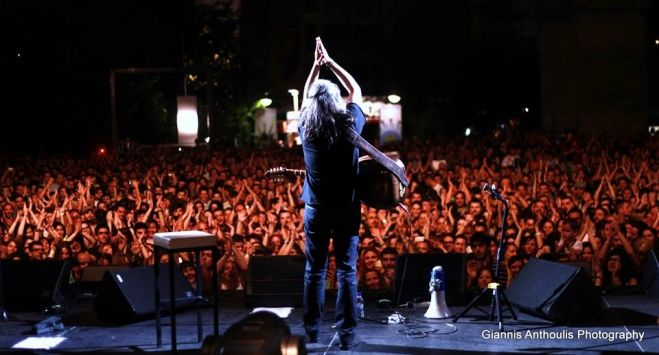 Γιάννης Χαρούλης | Καλοκαίρι 2014 - Αναλυτικό πρόγραμμα