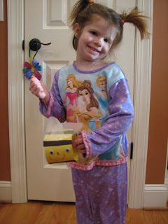 Ramblings of  a Crazy Woman: Pre School Bumble Bee Craft for St Ambrose Feast Day