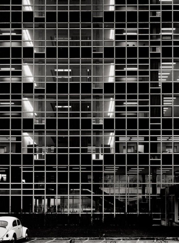 Karl Hugo Schmolz 1950s Architectural images of buildings in Cologne