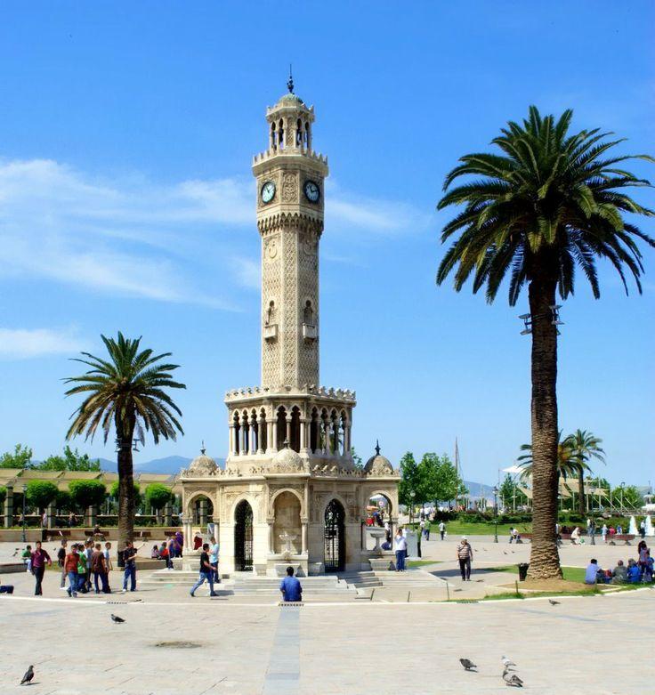 İzmir (İzmir Saat Kulesi)