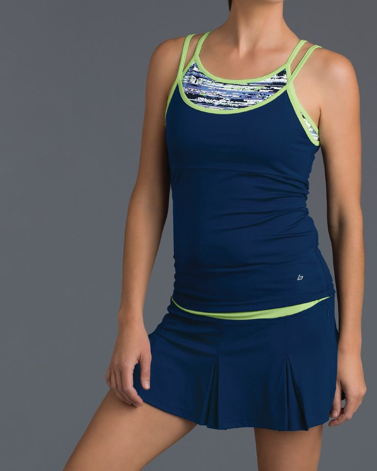 Shop Bolle Sorrento high performance women's tennis collection for spring  2018 at MidwestSports.com.