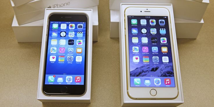 Apple iPhone 6S specs compared to new MacBook - Business Insider