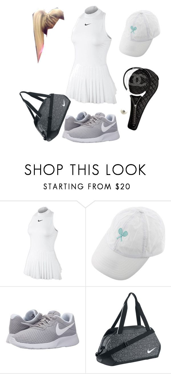 """""""Champs"""" by paisdorsey ❤ liked on Polyvore featuring Chanel and NIKE"""