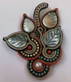 how to make soutache jewelry - Buscar con Google
