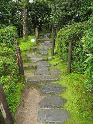 In The Old Japanese Garden Shoyo-en - Nikko(2008)