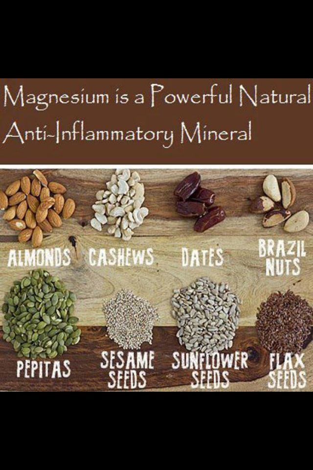 Studies Show Magnesium Reduces Chronic Inflammation http://www.naturalsolutionsmag.com/news-item/studies-show-magnesium-reduces-chronic-inflammation