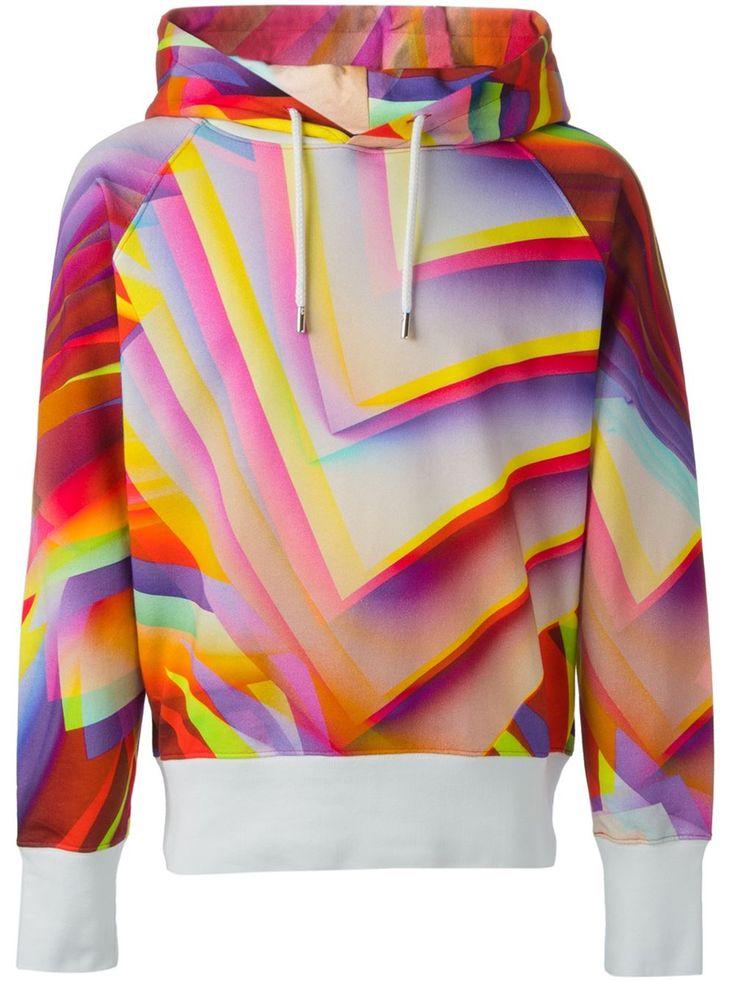 Christopher Kane Pages Print Sweatshirt - Eraldo - Farfetch.com