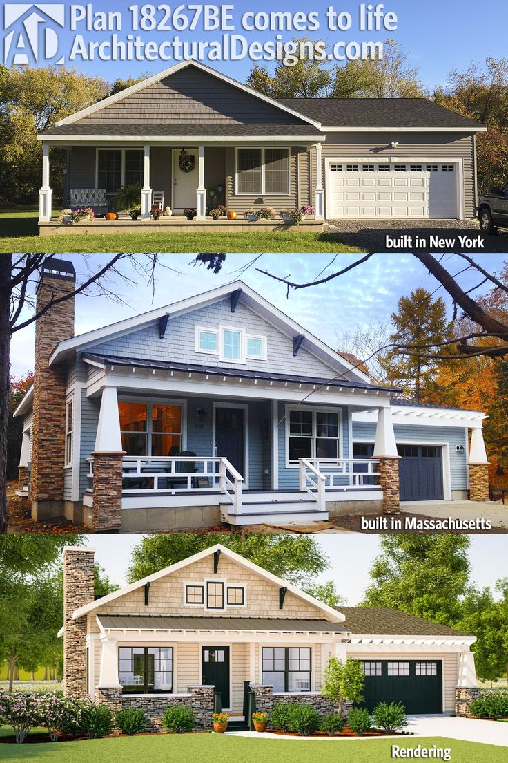 1 Story Bungalow House Plan Unforgettable New in Home Decorating Ideas