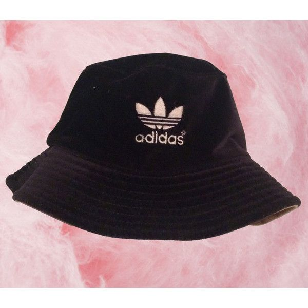 adidas bucket hat (39 NZD) ❤ liked on Polyvore featuring accessories, hats, tan bucket hat, adidas, tan hat, bucket hat and adidas hats