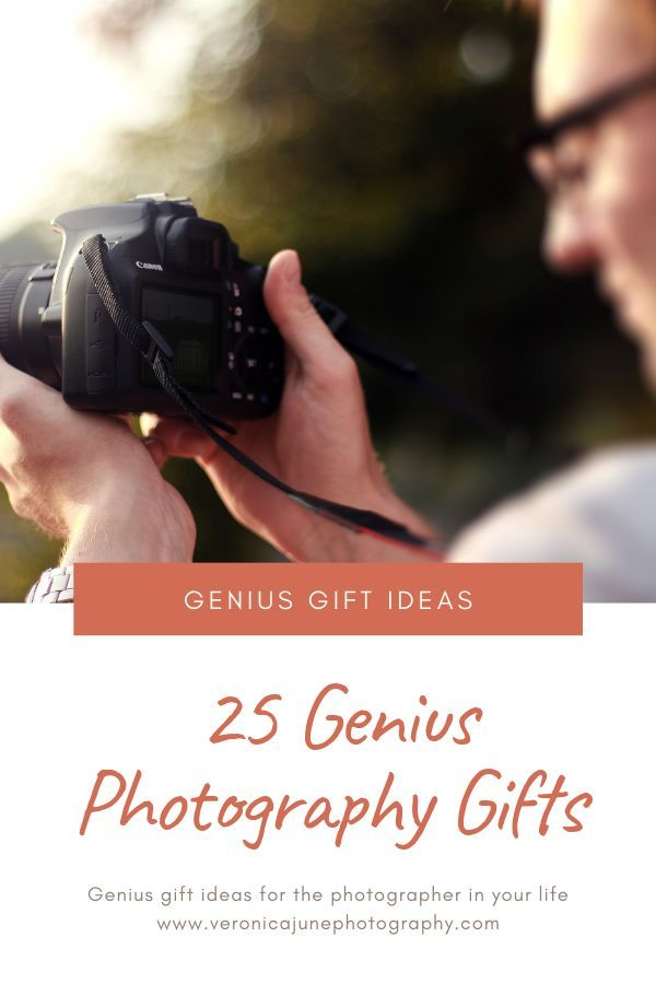 25 Genius Gift Ideas For The