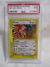 PSA 9 MINT Crystal Ho-oh Skyridge Secret Rare Pokemon Card 149/144 B10  get it http://ift.tt/2frGBYC pokemon pokemon go ash pikachu squirtle