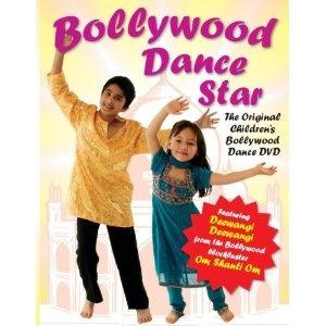 Bollywood Dance Star children's dance dvd