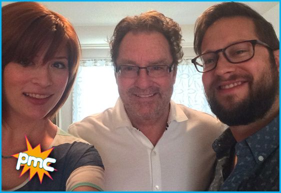 Check out episode 146, featuring Stephen Root!