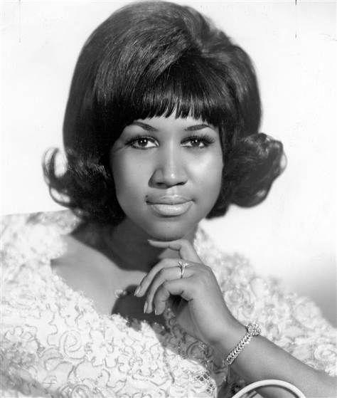 3. My Mom's Favorite Music Artist - Aretha Franklin #SomebodysMothers