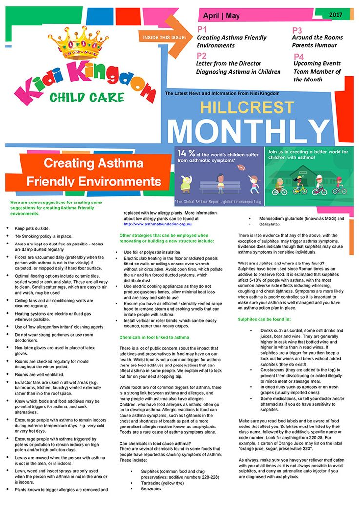 Welcome to the April / May Edition of Kidi Kingdom - Hillcrest News.  #Newsletter #ChildCare #Kindergarten #ChildrenFun #HappyChildren