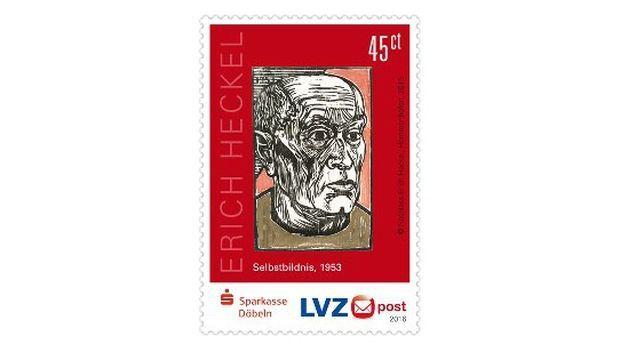 Eine Briefmarken-Sonderedition mit fünf Bildern des expressionistischen Künstlers Ernst Heckel hat die LVZ Post in Zusammenarbeit mit der Kreissparkasse Döbeln herausgegeben. Ernst Heckel wurde am 31. Juli 1883 in Döbeln geboren, hatte sich autodidaktisch zum Maler und Grafiker ausgebildet und…