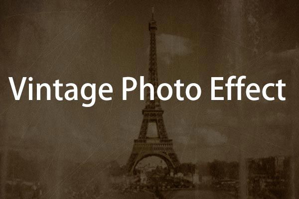 Learn How To Create Vintage Photo Effects With Free Online Photo Editing Tools And Professional Art Filter S Photo Effects Vintage Photo Editing Vintage Photos