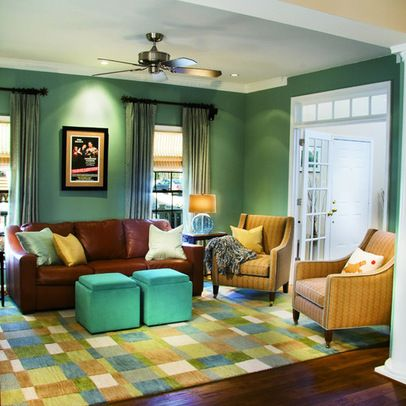 30 best images about brown couch ideas on pinterest - Brown couch living room color schemes ...