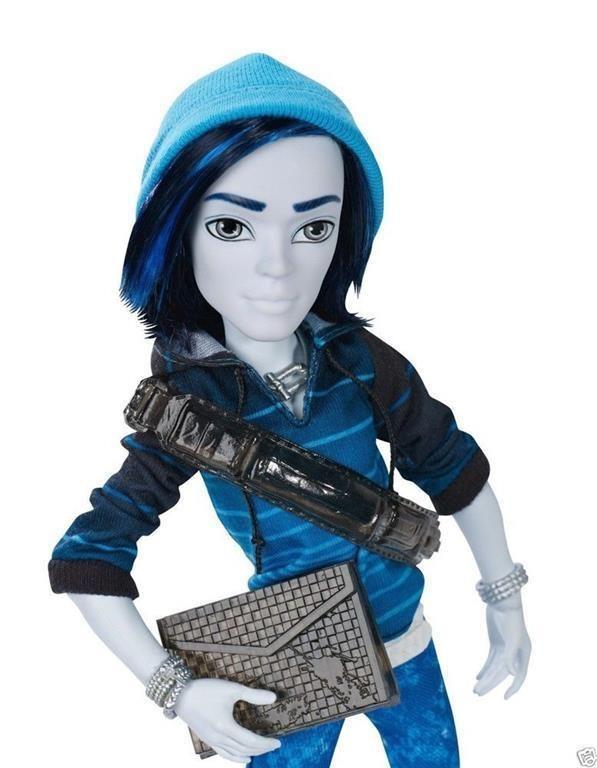 Monster High - Scaremester Invisi Billy på Tradera.com - Dockor |