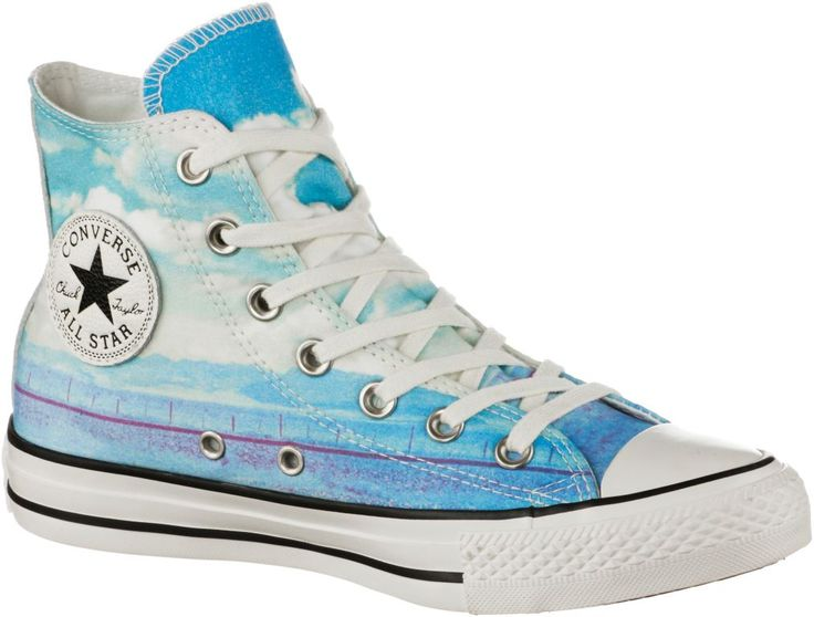 #CONVERSE #Chuck #Taylor #All #Star #Photo #Real #Sunset #Sneaker #Damen #bunt -