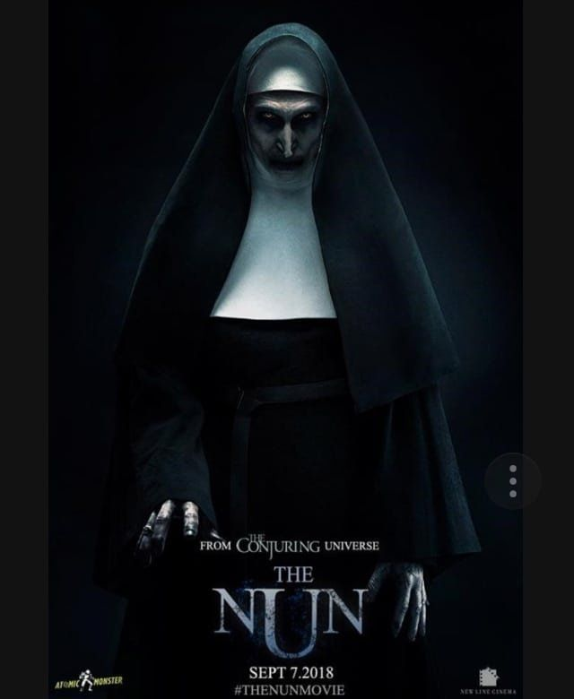 Ver Hd1080p The Nun 2018 Pelicula Completa Espanol Latino En Linea Steemit The Conjuring Free Movies Online Horror Movie Posters
